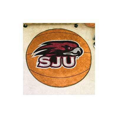 NCAA St. Joseph's University Basketball Mat
