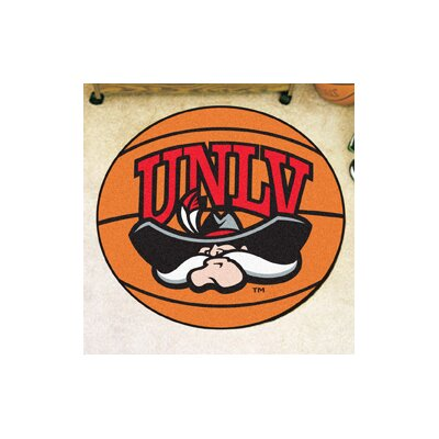 NCAA University of Nevada, Las Vegas (UNLV) Basketball Mat