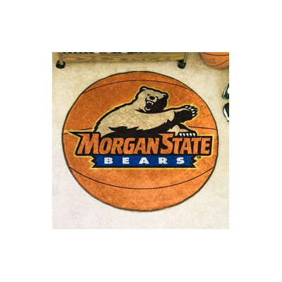 NCAA Morgan State University Basketball Mat