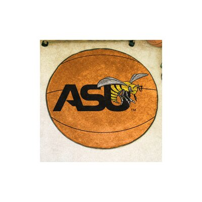 NCAA Alabama State University Basketball Mat
