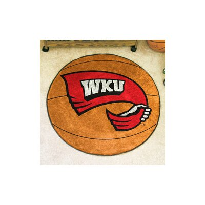 NCAA Western Kentucky University Basketball Mat
