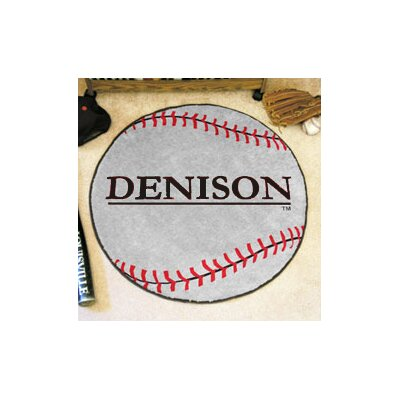 NCAA Denison University Baseball Mat