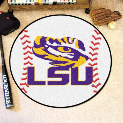 NCAA Louisiana State University Baseball Mat