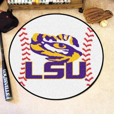NCAA Louisiana State University Baseball Mat
