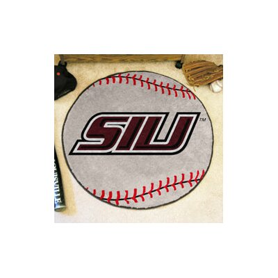 NCAA Southern Illinois University Baseball Mat