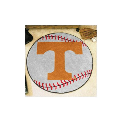 NCAA University of Tennessee Baseball Mat