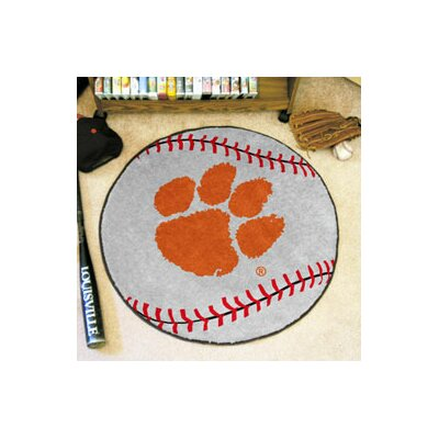 NCAA Clemson University Baseball Mat