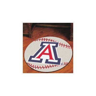 NCAA University of Arizona Baseball Mat