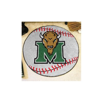 NCAA Marshall University Baseball Mat