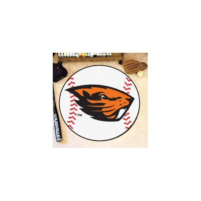 NCAA Oregon State University Baseball Mat
