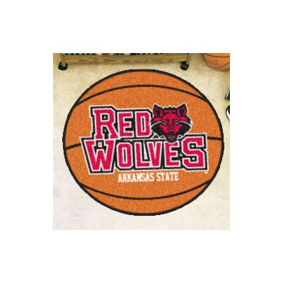 NCAA Arkansas State University Basketball Mat