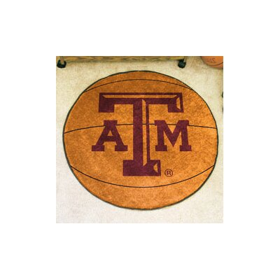 NCAA Texas A&M University Basketball Mat