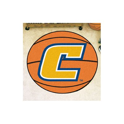 NCAA University Tennessee Chattanooga Basketball Mat