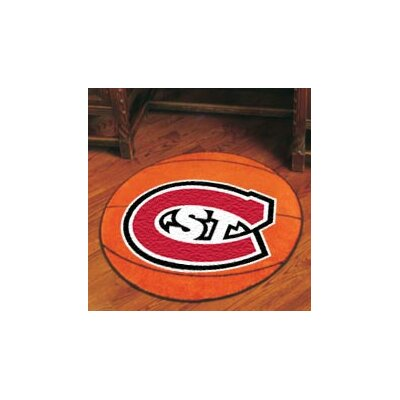 NCAA St. Cloud State University Basketball Mat