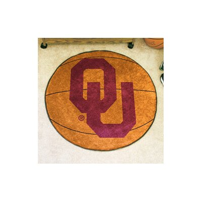 NCAA University of Oklahoma Basketball Mat