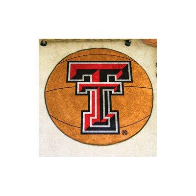 NCAA Texas Tech University Basketball Mat