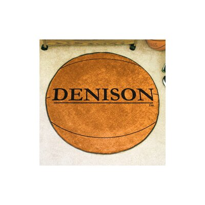 NCAA Denison University Basketball Mat