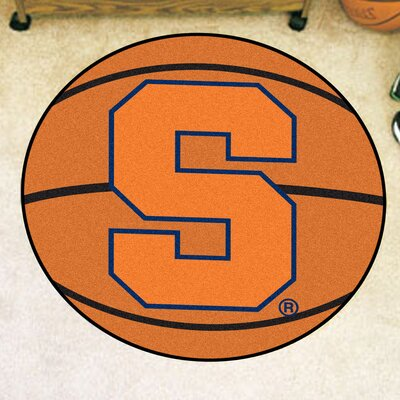 NCAA Syracuse University Basketball Mat