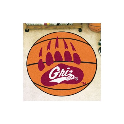 NCAA University of Montana Basketball Mat