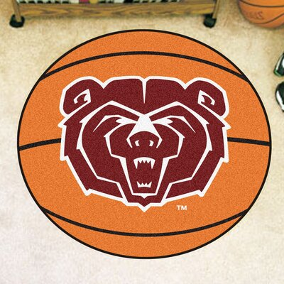 NCAA Missouri State Basketball Mat