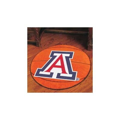 NCAA University of Arizona Basketball Mat