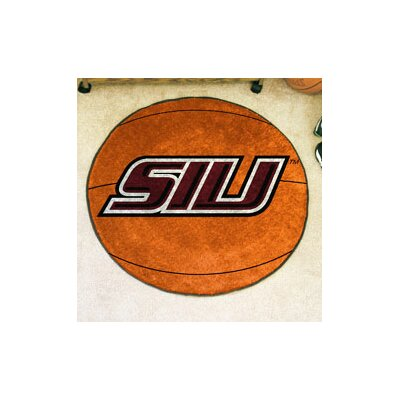 NCAA Southern Illinois University Basketball Mat
