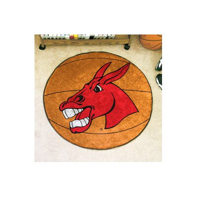 NCAA University of Central Missouri Basketball Mat