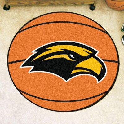 NCAA University of Southern Mississippi Basketball Mat