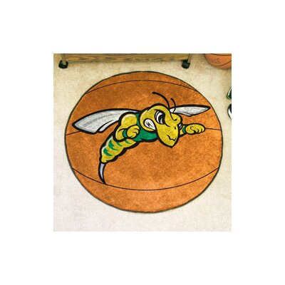 NCAA Black Hills State University Basketball Mat