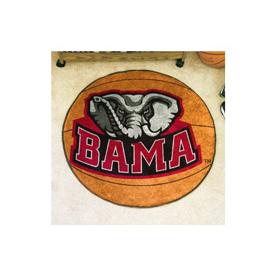 NCAA University of Alabama Basketball Mat