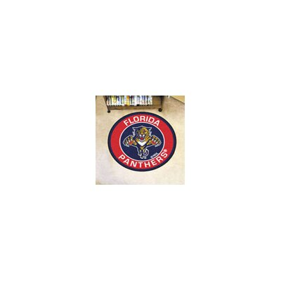 NHL Florida Panthers Roundel Mat