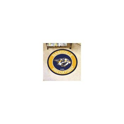 NHL Nashville Predators Roundel Mat