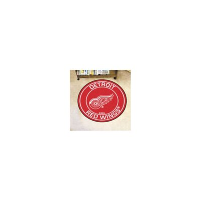 NHL Detroit Red Wings Roundel Mat