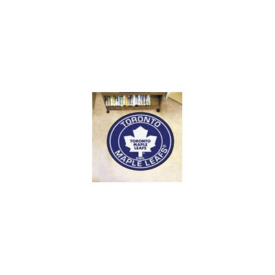 NHL - Toronto Maple Leafs Roundel Mat