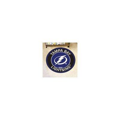 NHL - Tampa Bay Lightning Roundel Mat