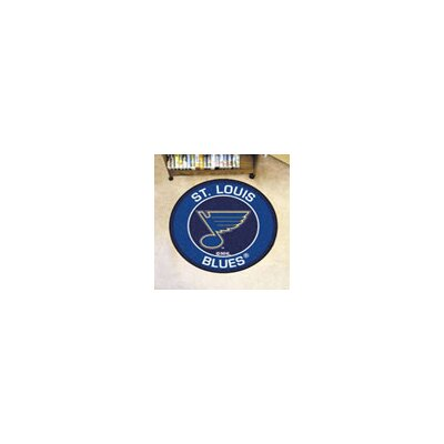 NHL - St Louis Blues Roundel Mat