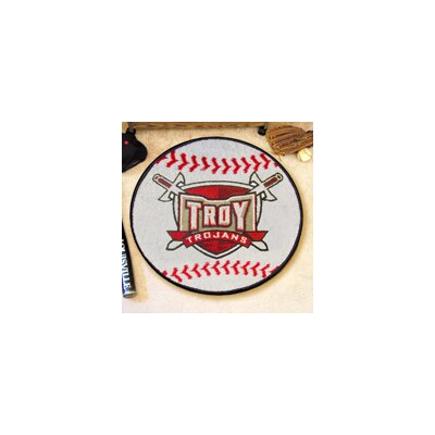 NCAA Troy University Baseball Mat