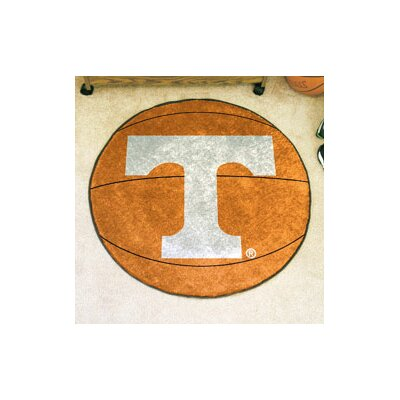 NCAA University of Tennessee Basketball Mat