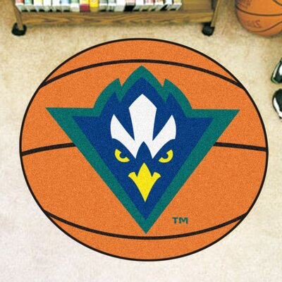 NCAA University of North Carolina - Wilmington Basketball Mat