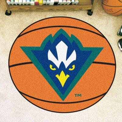 NCAA University of North Carolina - Wilmington Basketball Mat