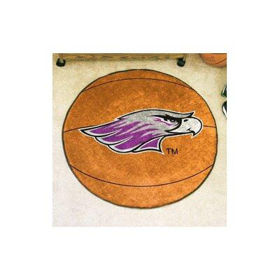 NCAA University Of Wisconsin-Whitewater Basketball Mat