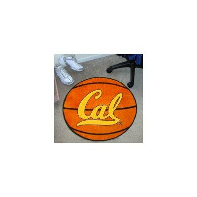 NCAA University of California - Berkeley Basketball Mat