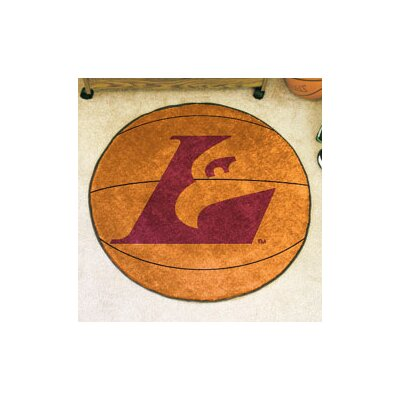 NCAA University Of Wisconsin-La Crosse Basketball Mat
