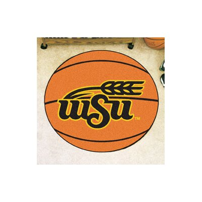 NCAA Wichita State University Basketball Mat