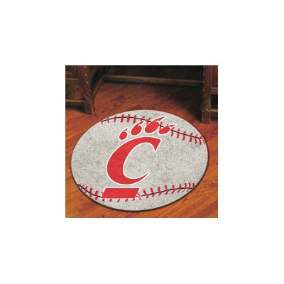 NCAA University of Cincinnati Baseball Mat