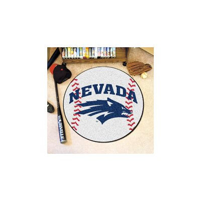 NCAA University of Nevada Baseball Mat
