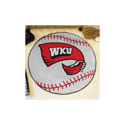 NCAA Western Kentucky University Baseball Mat