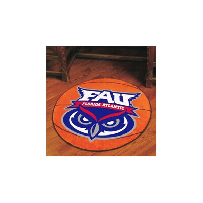 NCAA Florida Atlantic University Basketball Mat