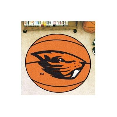 NCAA Oregon State University Basketball Mat