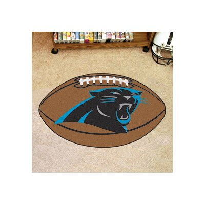 NFL - Carolina Panthers Football Mat